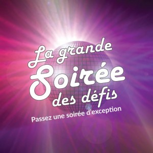 Soirée des défis team building Paris Lille